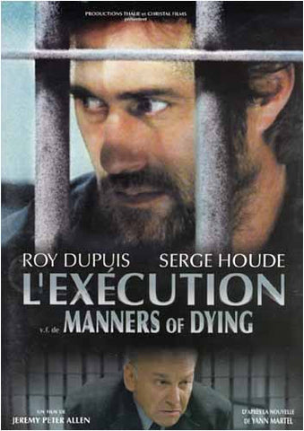 L'Execution / Manners Of Dying DVD Movie