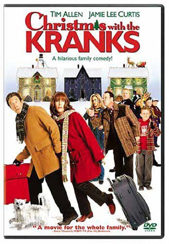 Christmas with the Kranks DVD Movie
