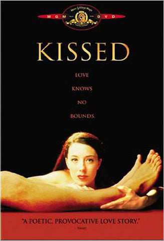 Kissed (Black Cover) DVD Movie