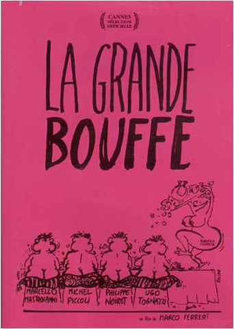 La Grande Bouffe DVD Movie