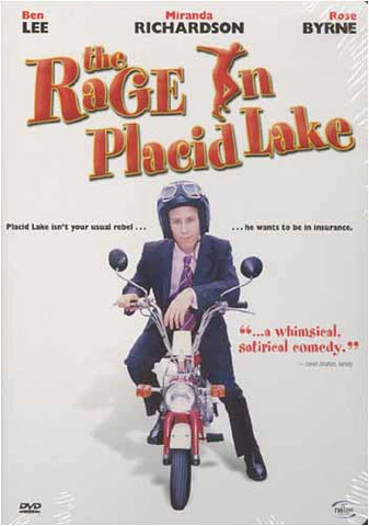 The Rage in Placid Lake DVD Movie