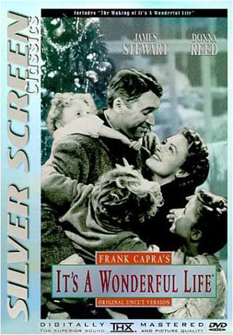 It's a Wonderful Life (Silver Screen) DVD Movie