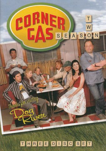 Corner Gas - Season 2 DVD Movie