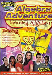 Standard Deviants - Algebra Adventure - LearningAlgebra The Basics