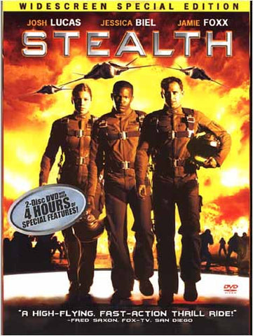 Stealth (2-Disc Widescreen Special Edition) DVD Movie