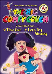 Big Comfy Couch - Time Out / Let s Try Sharing