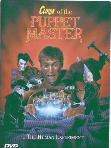 Curse of the Puppet Master DVD Movie