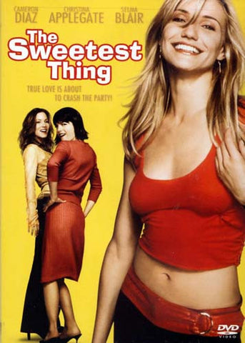 The Sweetest Thing (Rated Version) (Full Screen) (Widescreen) DVD Movie