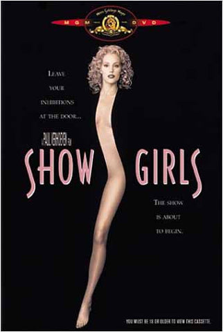 Showgirls DVD Movie