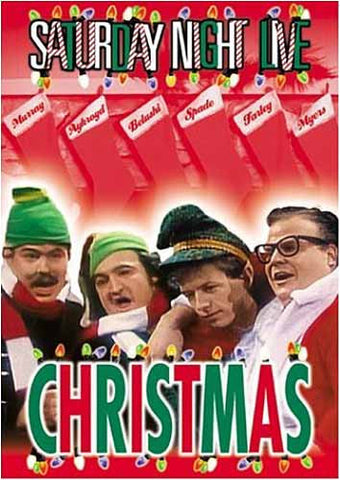 Saturday Night Live - Christmas DVD Movie