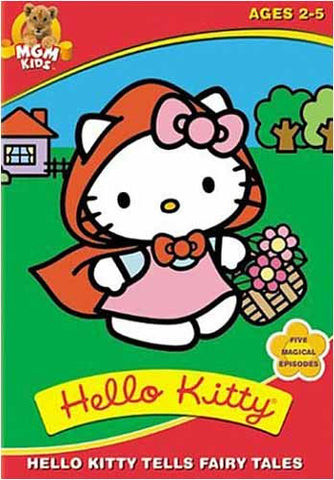 Hello Kitty Tells Fairy Tales DVD Movie