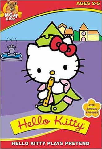 Hello Kitty - Hello Kitty Plays Pretend (MGM) DVD Movie