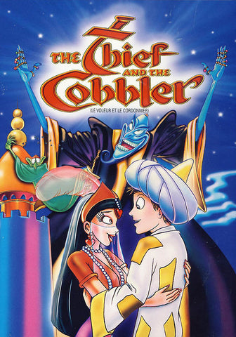 The Thief And The Cobbler DVD Movie