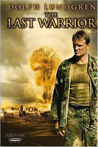 The Last Warrior DVD Movie