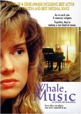 Whale Music / Le Chant Des Baleines DVD Movie