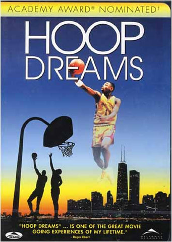 Hoop Dreams DVD Movie
