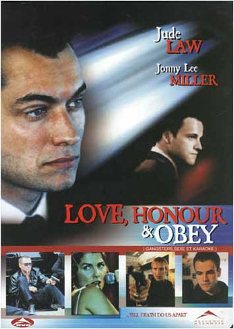 Love, Honour And Obey DVD Movie