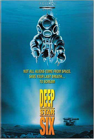 DeepStar Six DVD Movie