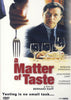 A matter of taste (Bilingual) DVD Movie