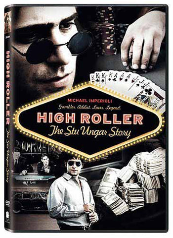 High Roller - The Stu Unger Story DVD Movie