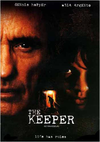 The Keeper (Dennis Hopper)(bilingual) DVD Movie