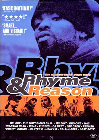 Rhyme And Reason DVD Movie