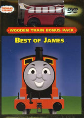 Thomas and Friends - The Best of James - Limited Edition (With Toy) (Boxset)