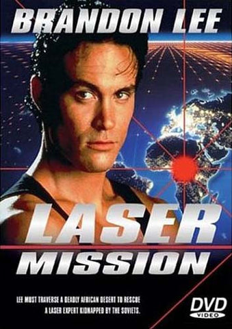 Laser Mission DVD Movie