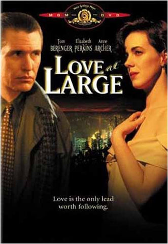 Love at Large (MGM) DVD Movie