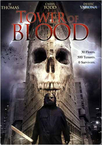 Tower Of Blood DVD Movie