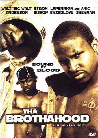 Tha Brothahood DVD Movie