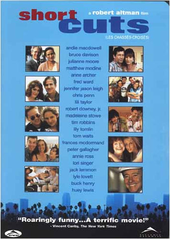 Short Cuts DVD Movie