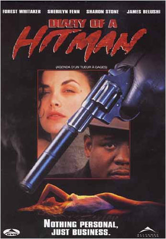 Diary Of A Hitman DVD Movie