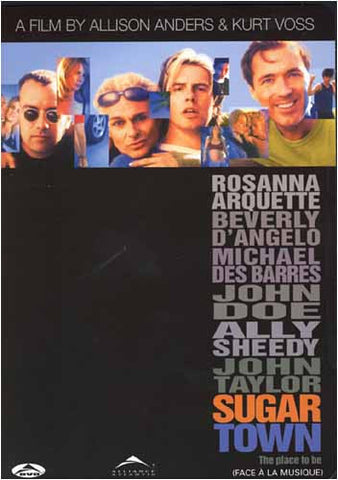 Sugar Town(Bilingual) DVD Movie