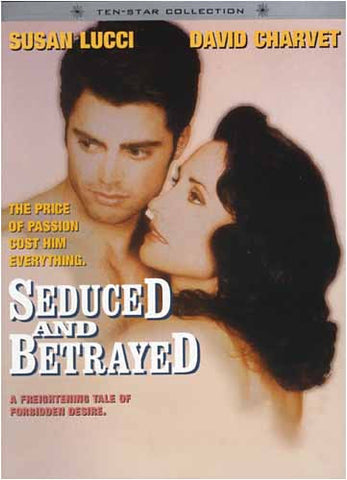 Seduced And Betrayed DVD Movie