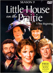 Little House on the Prairie - The Complete Season 9 (Boxset)