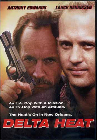 Delta Heat DVD Movie