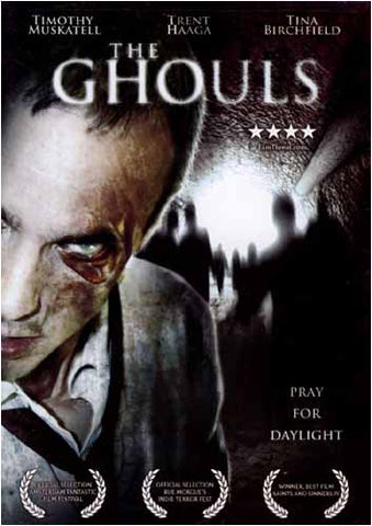 The Ghouls DVD Movie