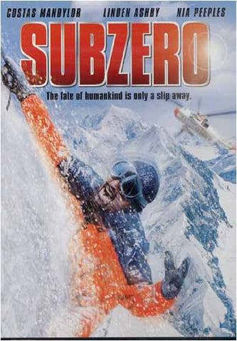 Subzero DVD Movie