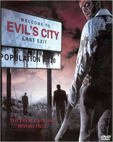 Evil s City DVD Movie