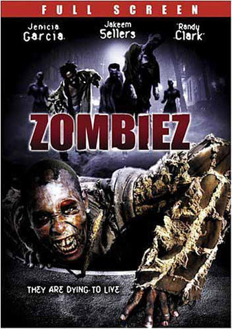 Zombiez DVD Movie
