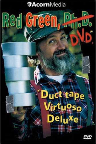 Red Green, DVD - Duct Tape Virtuoso Deluxe DVD Movie