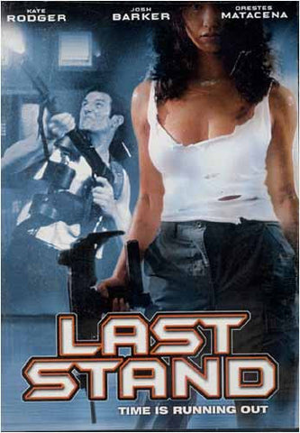 Last Stand DVD Movie