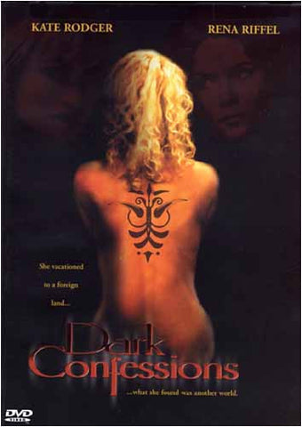 Dark Confessions DVD Movie