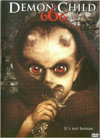 Demon Child 666 DVD Movie