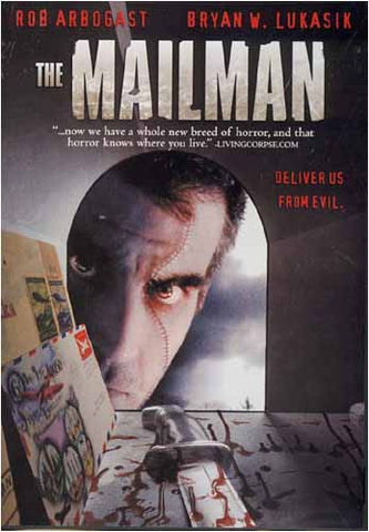 The Mailman DVD Movie