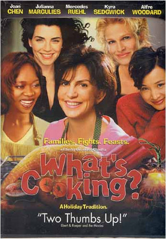 What's Cooking? DVD Movie