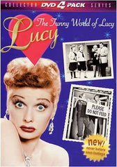 lucy -The Funny World of Lucy (Boxset)