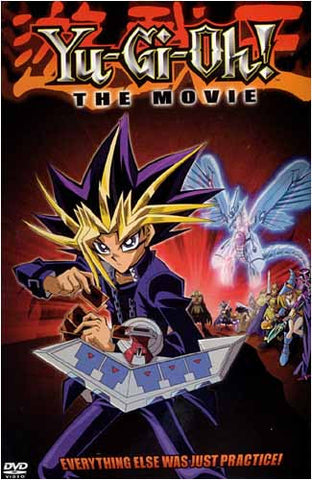 Yu-Gi-Oh! - The Movie DVD Movie