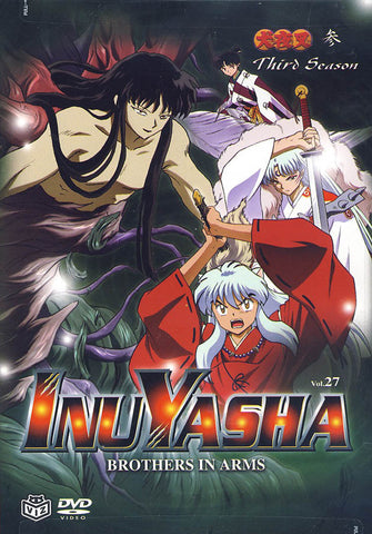 InuYasha - Brothers in Arms, Vol 27 DVD Movie